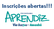 Faa parte do Programa Aprendiz